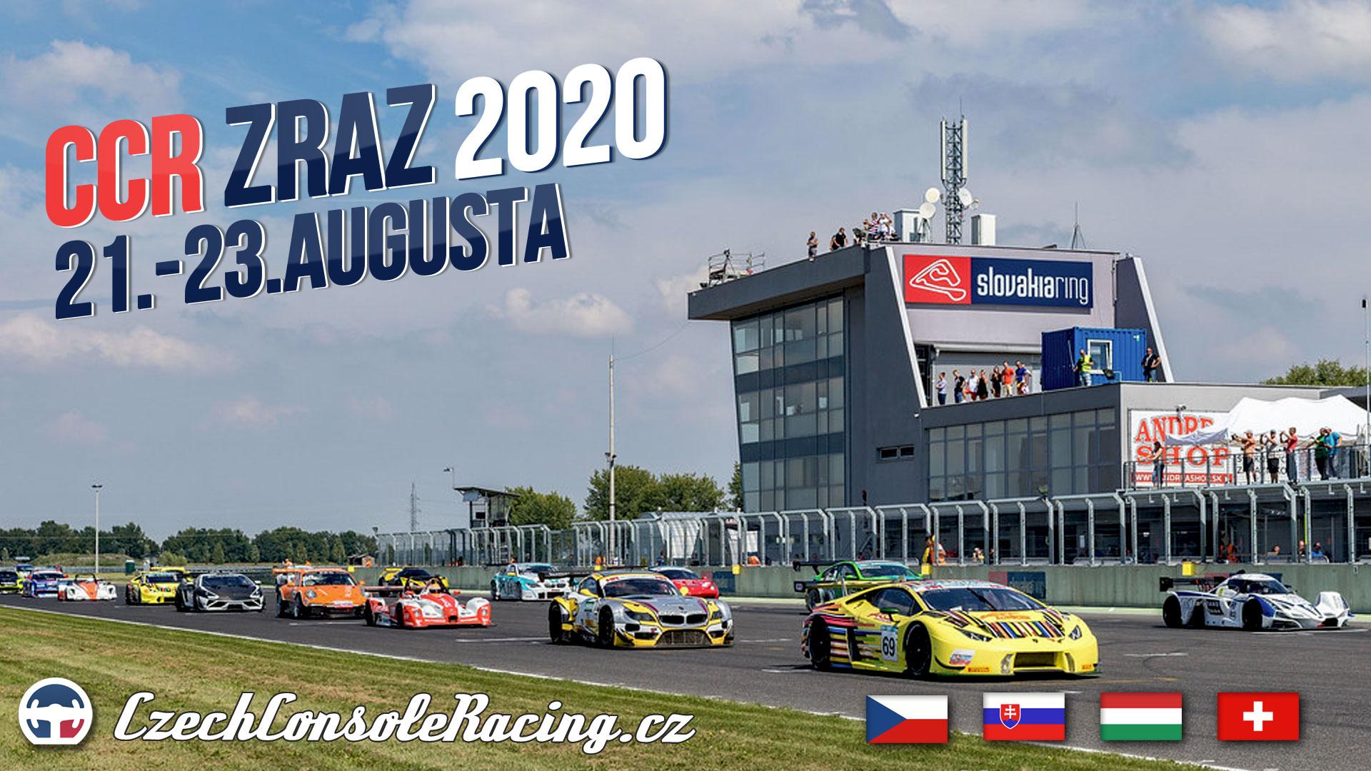 CCR zraz 2020
